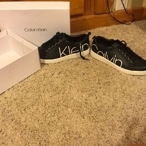 Calvin Klein Shoes - BN! Black CALVIN KLEIN shoes! Never been worn!